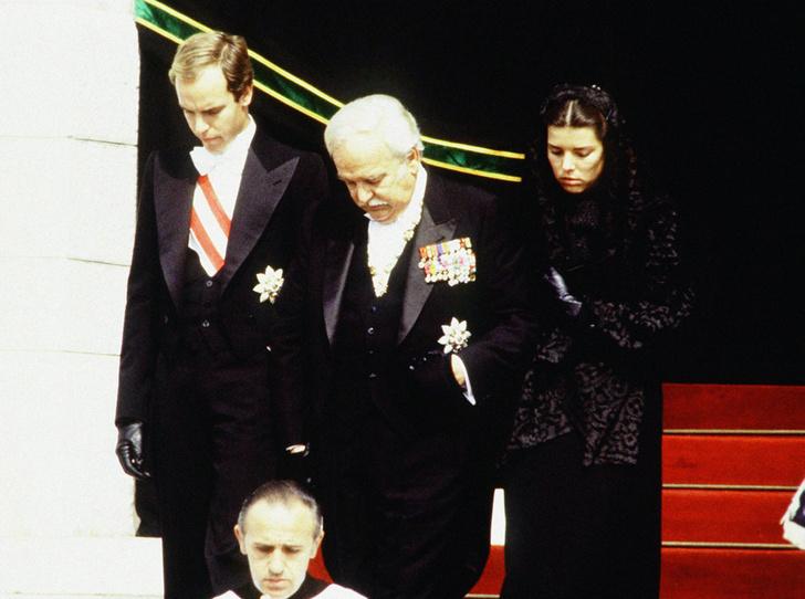 Фото №5 - Альбер II отметил 60-летие (и поделился новыми подробностями из жизни своей семьи)
