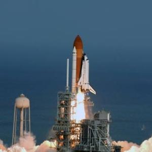 Фото №1 - Atlantis вышел на орбиту