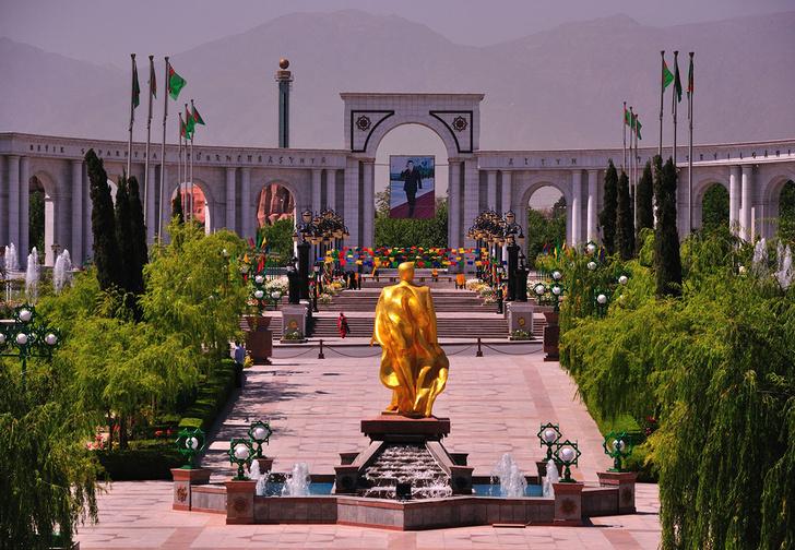 Фото №1 - В Туркмении запретили слово «коронавирус», хотя власти уверяют, что больных и так нет