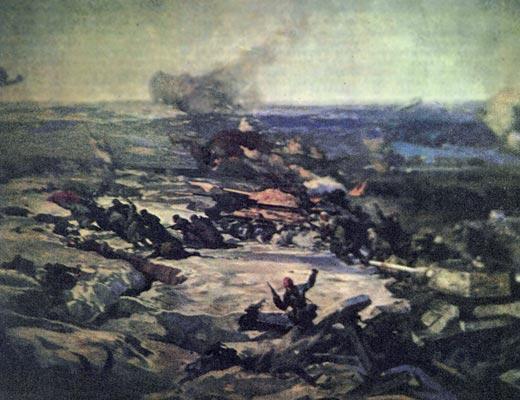 Фото №3 - Главная битва танкиста
