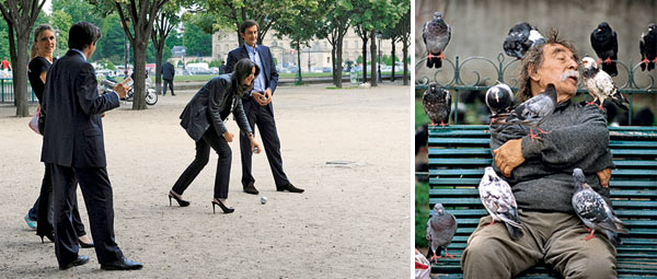 Фото №2 - Жить и не умереть в Париже