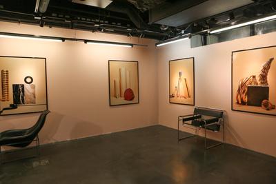 В «Цветном» открылась выставка Object+Object (галерея 3, фото 1)