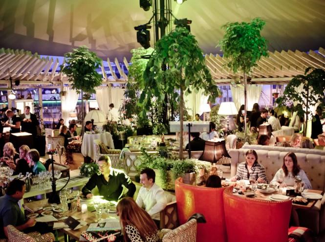 Фото №3 - Ресторан Shakti Terrace открывает летнюю веранду