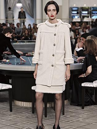 Фото №28 - Неделя Высокой моды в Париже: Chanel FW2015/16