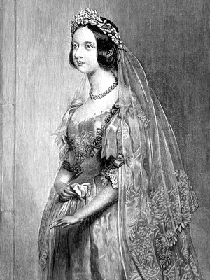 Фото №3 - По стопам Виктории: самая красивая традиция королевских невест прошлого