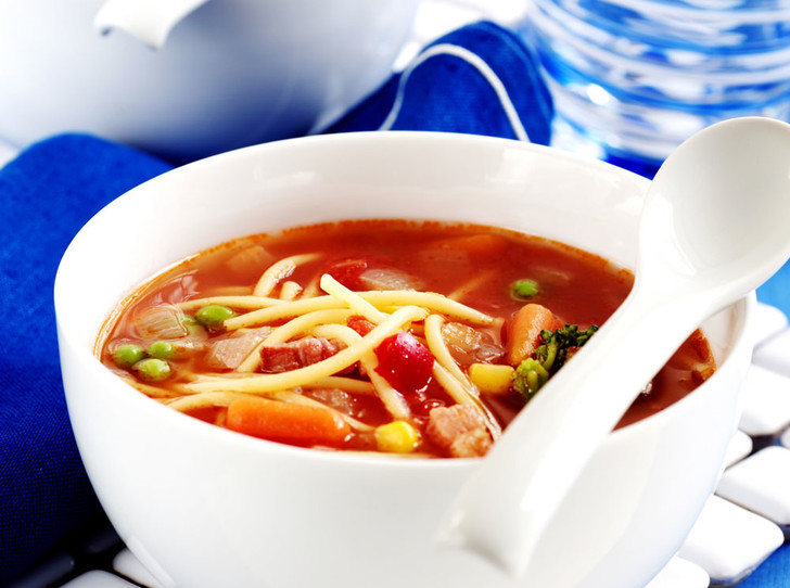 Фото №3 - Как едят супы во Франции и Италии (с традиционными рецептами)
