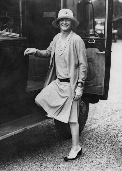 Коко Шанель, 1928 год