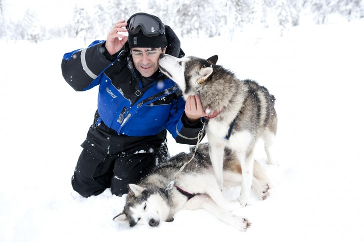 Фото №1 - Финляндия предлагает туристам арендовать финна