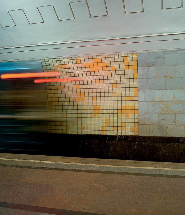Фото №3 - 15 удивительных фрагментов московского метро