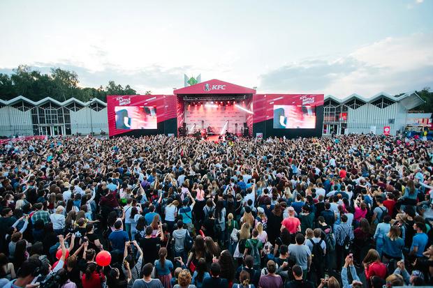 Фото №1 - KFC зажигает звезды: фестиваль KFC BATTLE FEST собрал 66 000 гостей и участников
