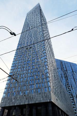 Фото №10 - Жизнь в облаках: 10 самых высоких зданий в Москве, в которых можно жить