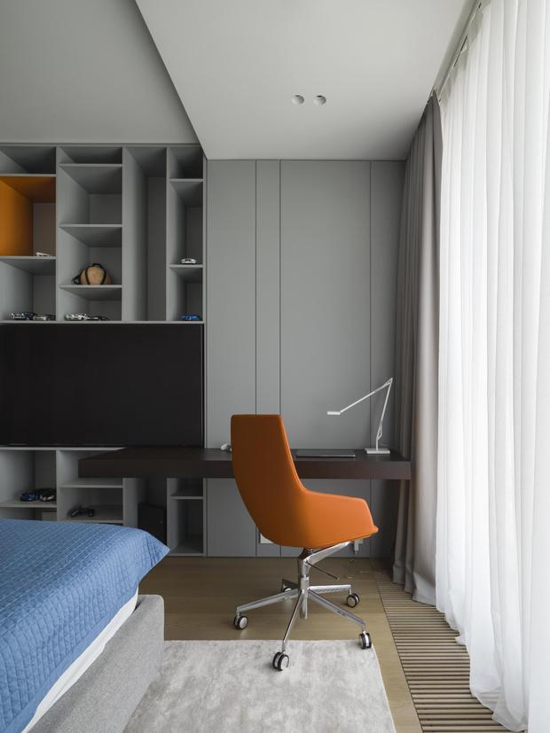 Фото №13 - Московская квартира 222 м² в стиле роскошный минимализм