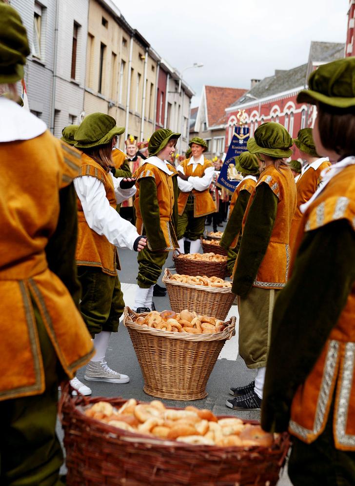 Фото №1 - Традиции: два в одном, Бельгия