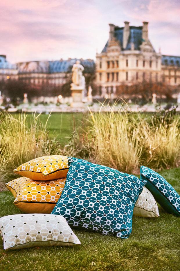Фото №1 - Tuileries: коллекция предметов для дома Сары Лавуан