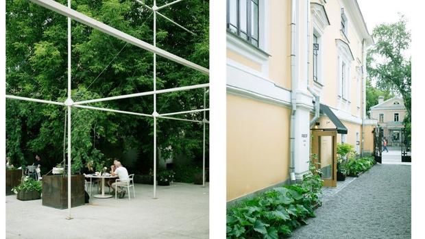 Фото №2 - Самые живописные веранды Москвы, на которые стоит обязательно заглянуть этим летом