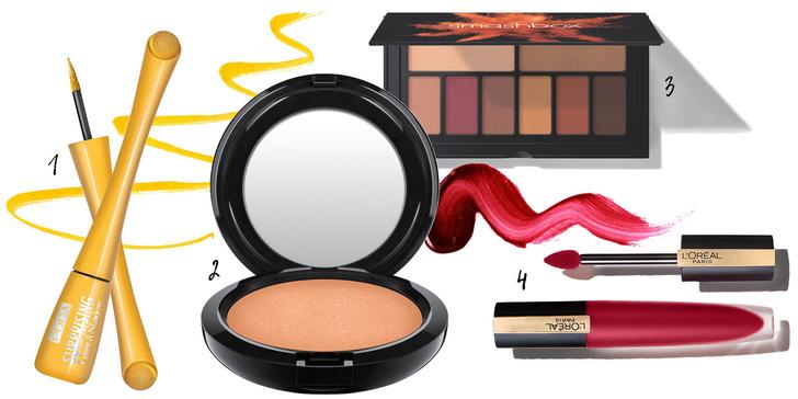 Фото №2 - Бьюти-тренд: самый летний макияж