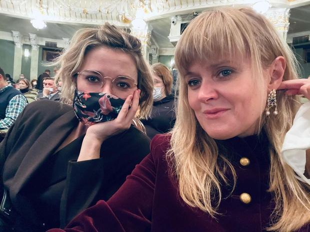 Анна Михалкова: муж, инстаграм, похудела, возраст