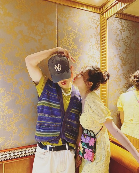 Фото №2 - Iconic Couple: 4 причины, почему Идон и Хёна лучшая к-поп пара ever