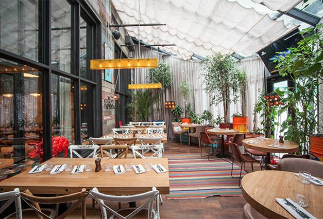 Фото №6 - 7 ресторанов Москвы с самой красивой верандой