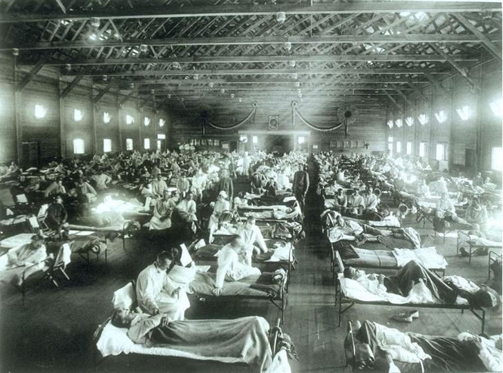 Фото №7 - Невидимые убийцы: 5 эпидемий, поменявших ход истории