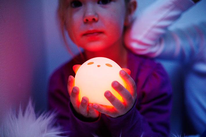 Фото №1 - Хранители снов: 5 лучших детских ночников