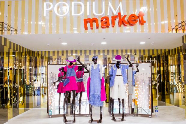 Фото №1 - УРА! В ТРЦ «Европейский» открылся PODIUM market