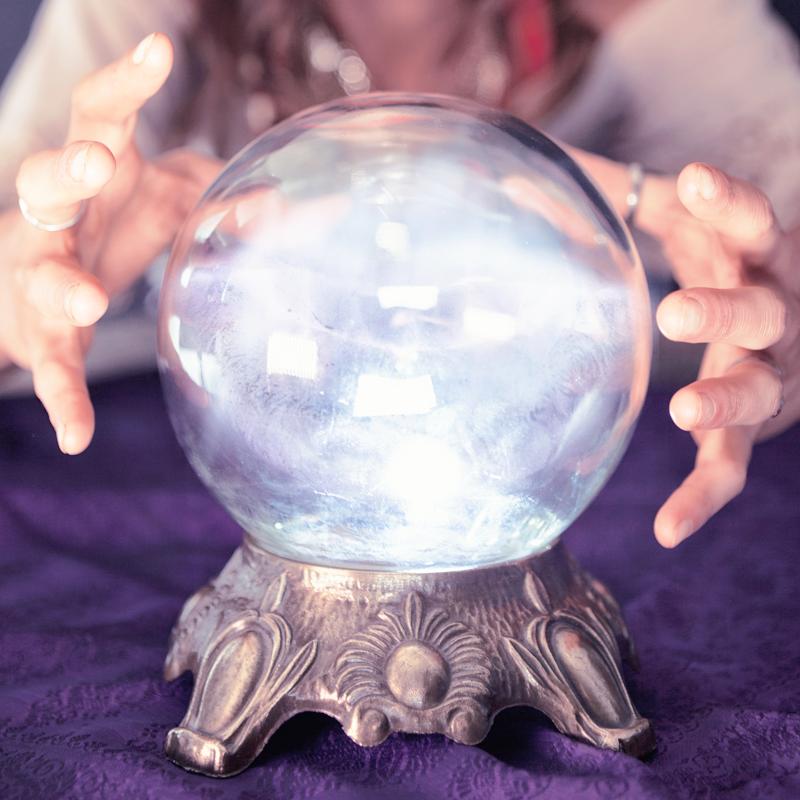 Волшебный шар картинка