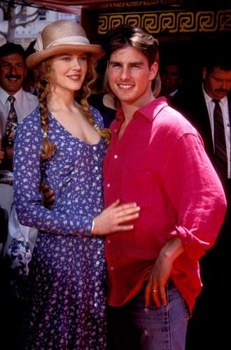 Фото №10 - Самые стильные звездные пары 90-х