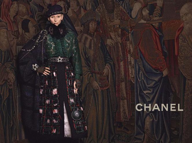 Фото №71 - Амбассадоры Карла: самые яркие посланницы Chanel