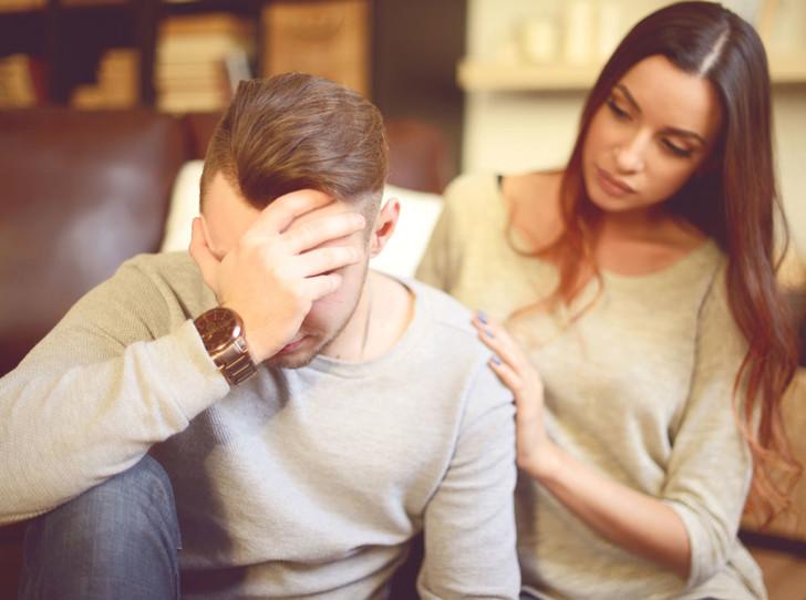 Фото №5 - Он тиран: 5 признаков того, что ваш мужчина вас «ломает»