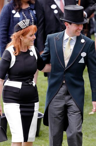 Фото №11 - Принцесса Евгения Йоркская выходит замуж за бывшего бармена
