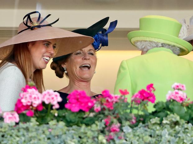 Фото №13 - Сара Фергюсон, герцогиня Йоркская: «Мы с Эндрю развелись, но не разошлись»