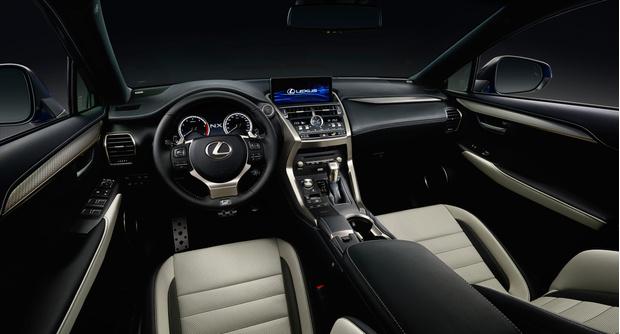 Фото №3 - Lexus NX300: ванильное с перцем