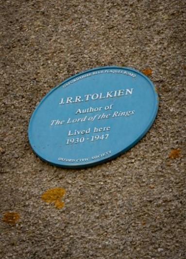 Фото №2 - В Сети появились фото дома Дж. Р.Р. Толкина, автора «Властелина колец»