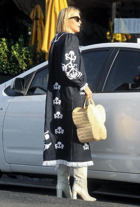 Келли Разерфорд в Лос-Анджелесе