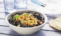 Спагетти с чернилами каракатицы: рецепты