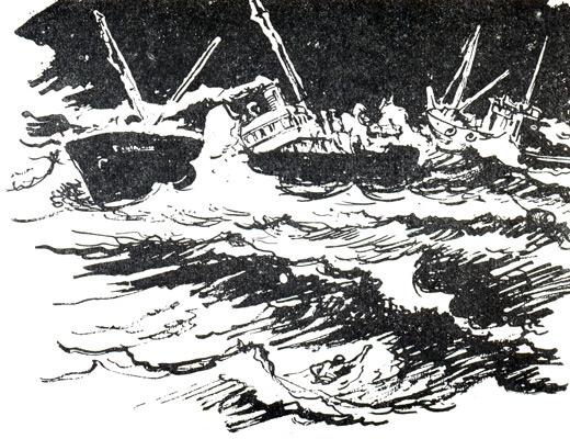 Фото №1 - Закон моря