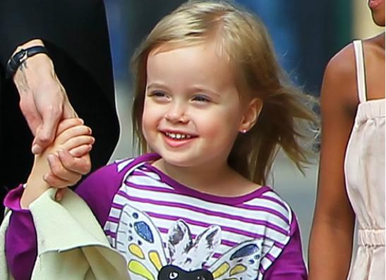 Фото №2 - Дочь Анджелины Джоли дебютирует в кино