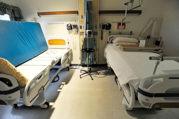 Фото №1 - Как быстро бактерии заселяют новую больницу