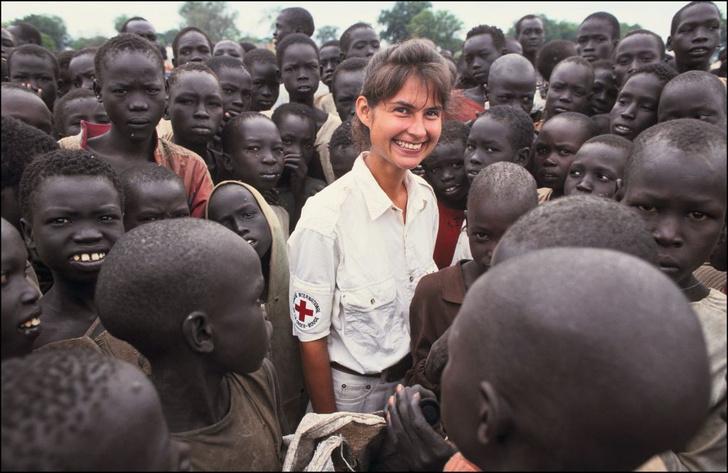 Фото №8 - Помощь всем, кто в ней нуждается: 140 лет Красному Кресту Америки