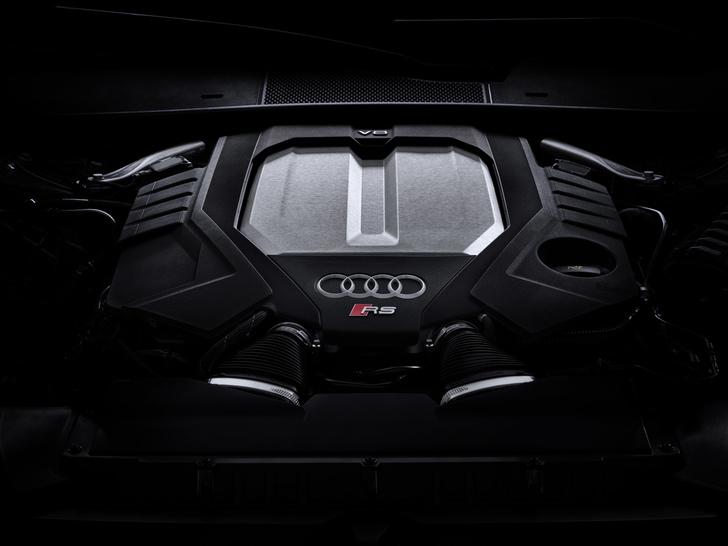 Фото №2 - Легенда RS: новый Audi RS 6 Avant