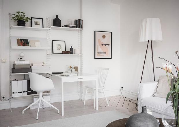 Фото №2 - 10 идей для домашнего офиса