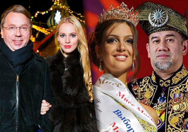 Фото №1 - Монархи, политики, артисты: с кем королевы красоты связывают свою судьбу