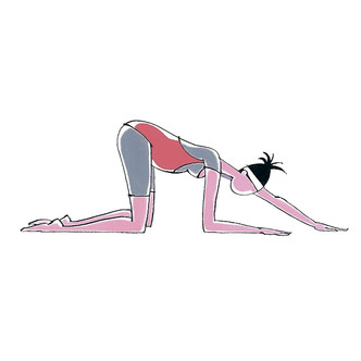упражнения от растяжек при беременности