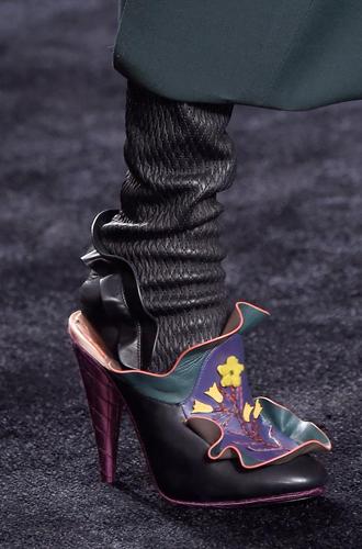 Фото №103 - Самая модная обувь сезона осень-зима 16/17, часть 2