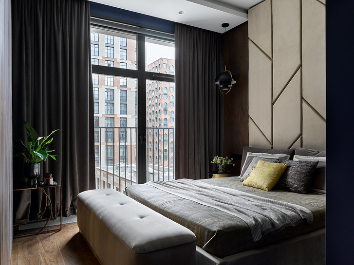Фото №7 - Квартира 100 м² в «ЗилАрт» с видом на Москву-реку