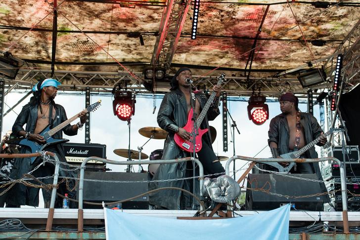 Фото №1 - 5 интересных метал-груп из Африки
