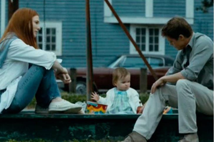 Фото №13 - 17 фильмов, в которых известные актеры снялись со своими детьми (или родителями)