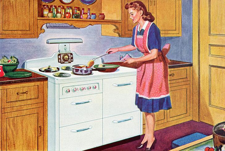 Фото №1 - «Я сама все сделаю!»: как любимая жена превращается в домработницу