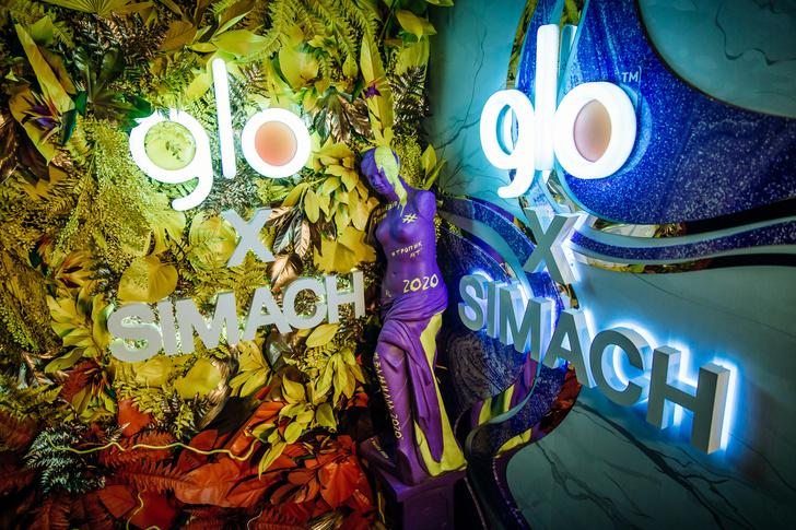 Фото №1 - Новый яркий эксперимент glo: лимитированная коллекция вкусов, созданная в коллаборации с Денисом Симачевым